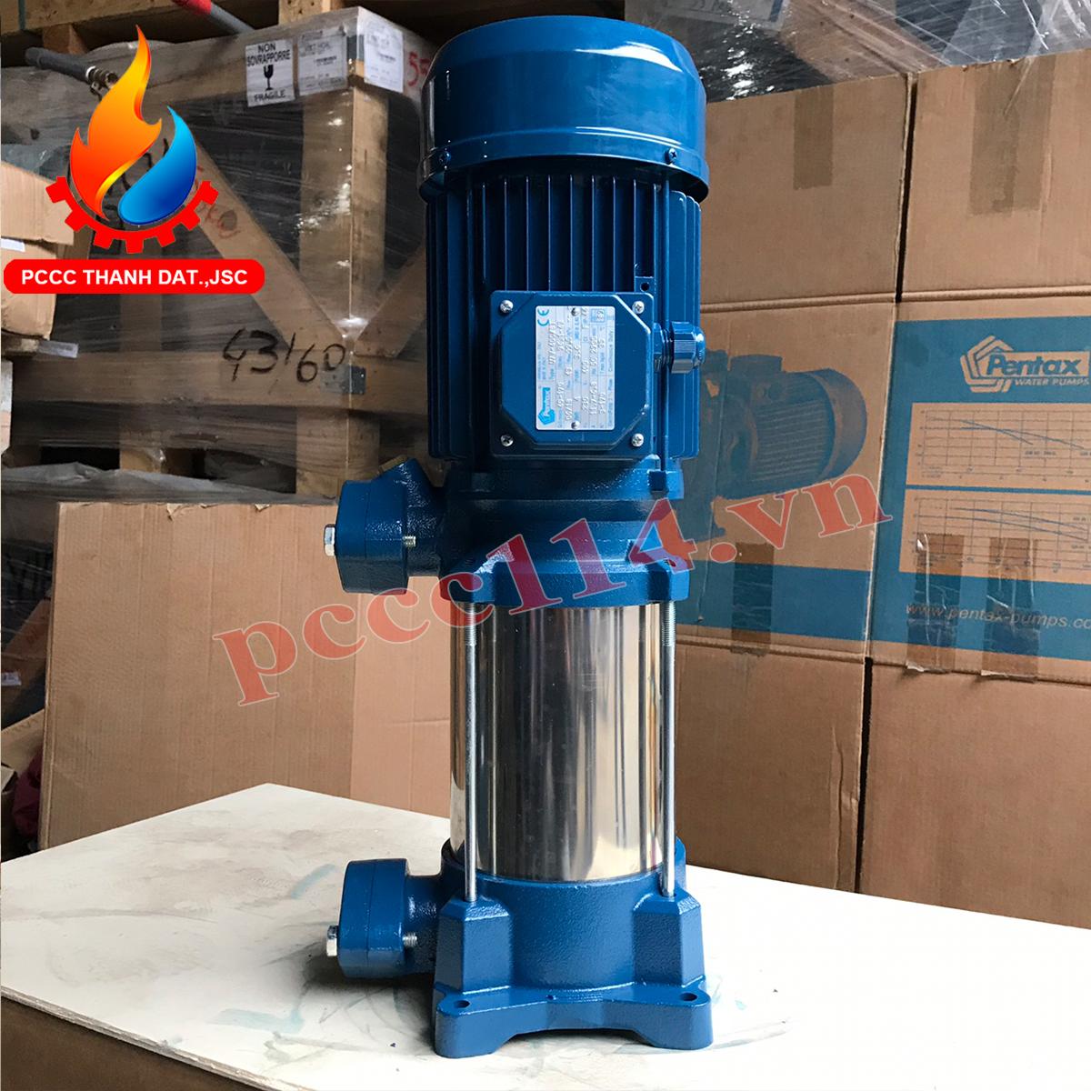 Bơm bù áp Pentax U7V-300/6T 3HP