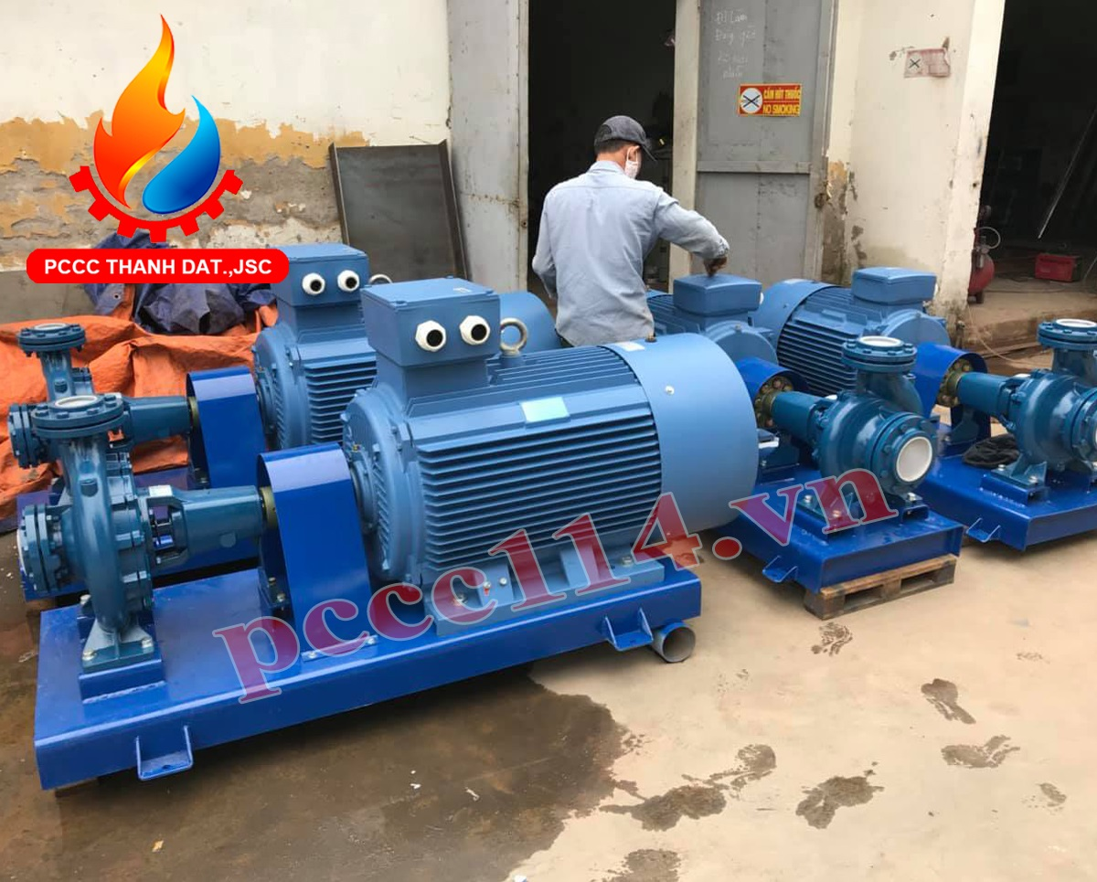 Bơm chữa cháy Pentax CA150-400B 100HP